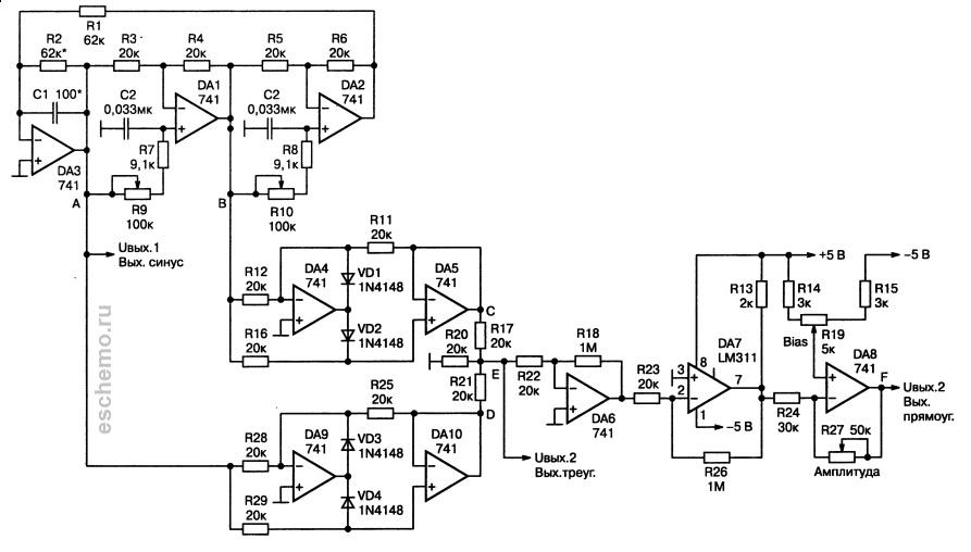 Функциональный генератор