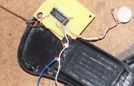 детектор проводки