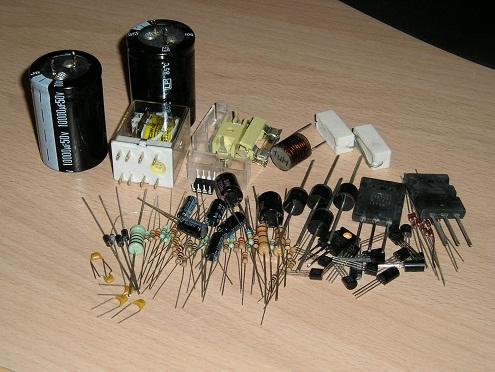 Зарядное устройство для автомобильных аккумуляторов 30