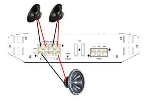 подключение 4-х канального уселителя звука к магнитоле автомобиля